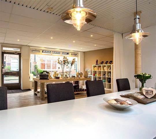 Uitvaartwinkel in Noordwijk
